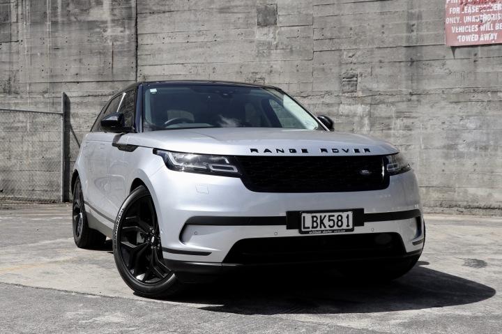 2018 Land RoverVelar